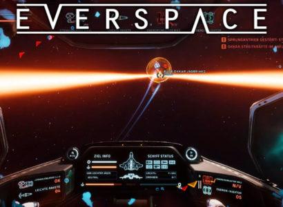 Everspace – #15 – Die Gegner sind nur noch krass unterwegs!