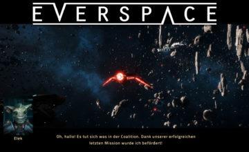 Everspace – #17 – Erneutes Treffen mit Elek