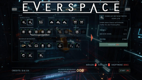 Everspace – #20 – Wir brauchen Credits