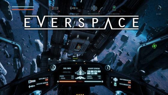 Everspace – #5 – Ein schöner Flug