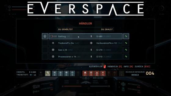 Everspace – #8 – Lohnen sich Händler überhaupt?