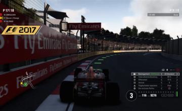 F1 2017 🏎 #18 – Season 1 – Mexiko