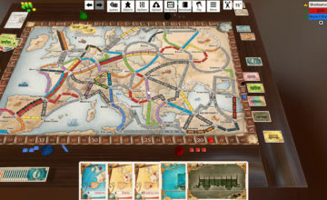 #51 – Ticket to Ride – Tunnel durch Europa!