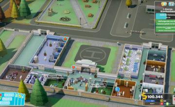 Two Point Hospital 🏥 09 – Erdbeben! Alle mal Panik haben!