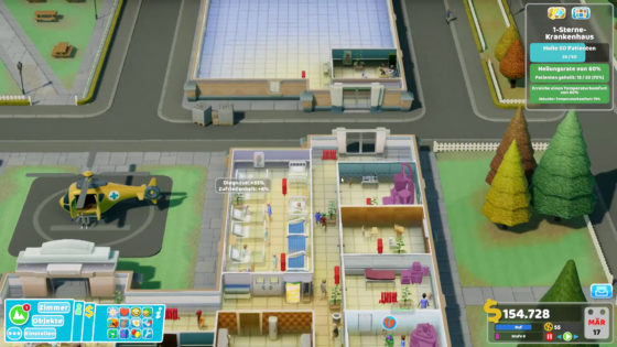 Two Point Hospital ? 10 – Wir expandieren!