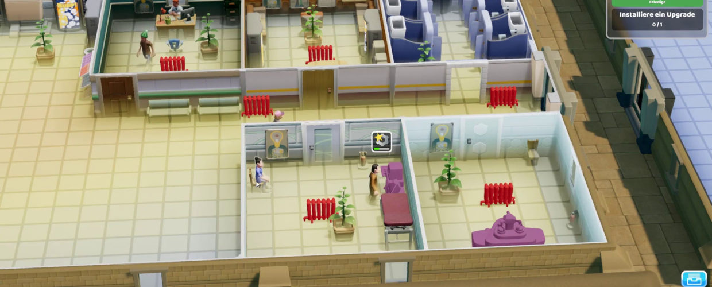 Two Point Hospital 🏥 11 – Mittondrin statt nur dabei!