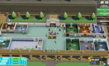 Two Point Hospital 🏥 12 – Wir brauchen gebildete Mitarbeiter!