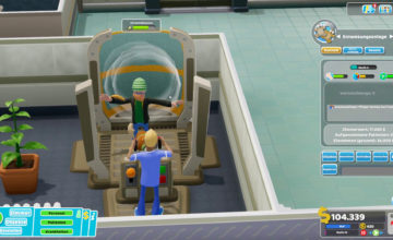 Two Point Hospital 🏥 18 – So geht also Ultraschall!