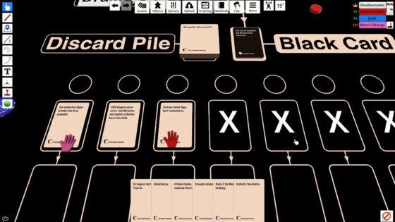 Cards against humanity ? #64 – Rassistisches Wichsen!