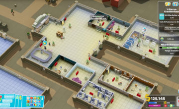 Two Point Hospital 🏥 21 – Heisser Hintern!