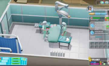 Two Point Hospital 🏥 23 – Aufschneiden und mal reinschauen!