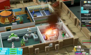 Two Point Hospital 🏥 27 – Es brennt!