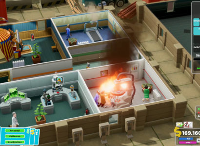 Two Point Hospital 🏥 27 – Es brennt!