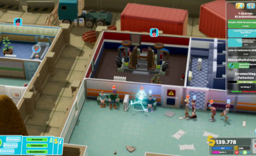 Two Point Hospital 🏥 28 – Ist ja schockierend!