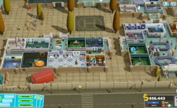 Two Point Hospital ? 30 – So ne Ghurke!
