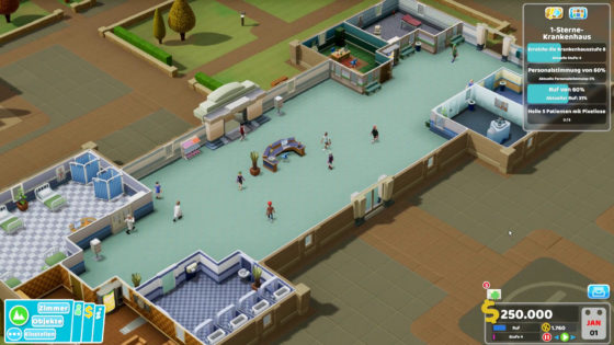 Two Point Hospital ? 33 – Ich mach's umsonst!