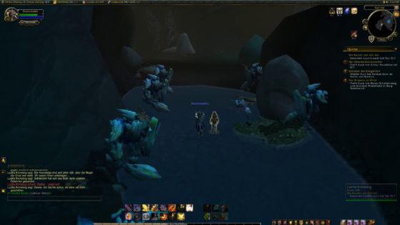 WoW: Battle for Azeroth ? #111 – Luzi in der Höhle mit Steinen!