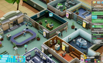 Two Point Hospital ? 44 – Mumien kommen!