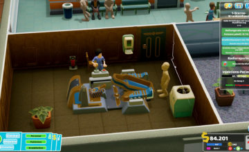 Two Point Hospital ? 45 – Ausgrabungen!