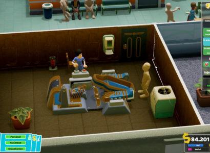 Two Point Hospital ? 45 – Ausgrabungen!