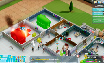 Two Point Hospital ? 47 – Du bist gefeuert!