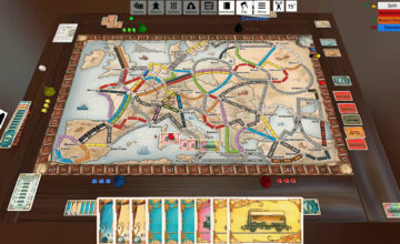 #69 – Ticket to Ride – Auch Demeter mag Züge! (1/2)