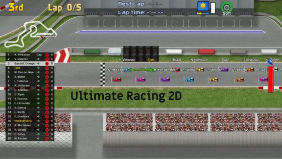 Mit Tourenwagen unterwegs – Ultimate Racing 2D – #4