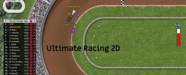Auf dem Träcker ist die Hölle los! – Ultimate Racing 2D – #5