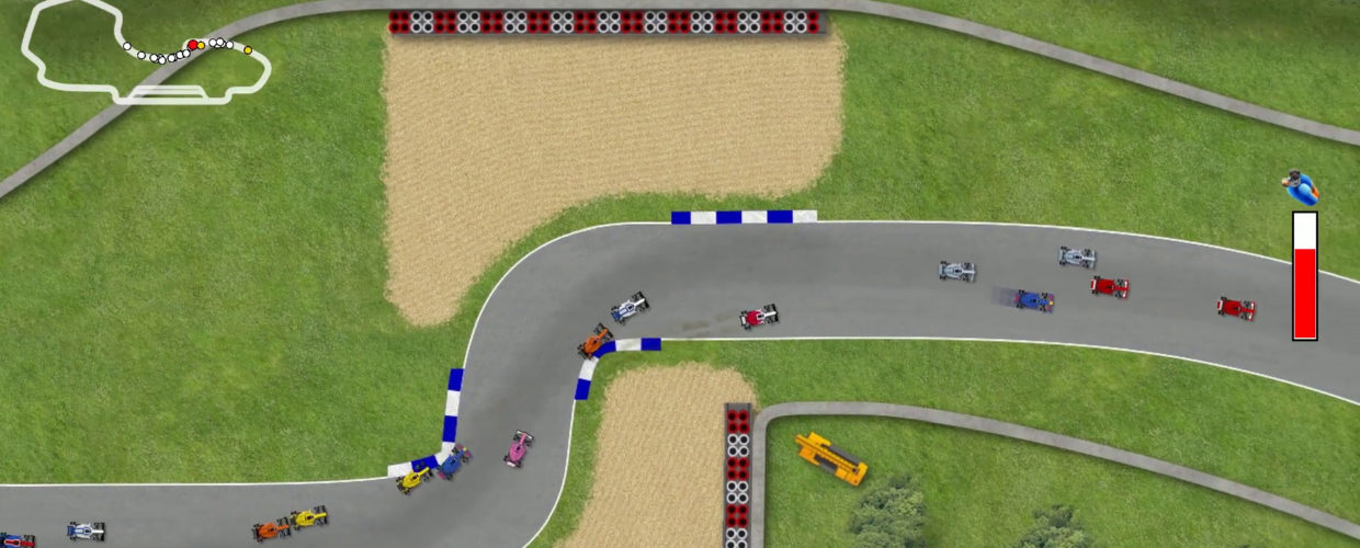 Ultimate Racing 2D 🏎️ #01 – Formel A!
