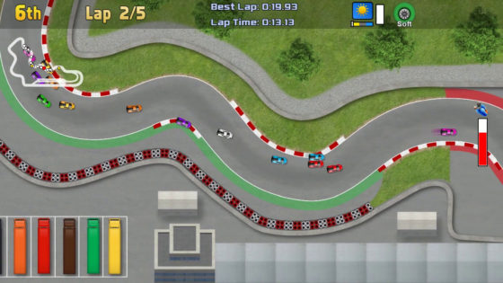 Ultimate Racing 2D 🏎️ #04 – Sportwagen!