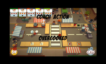 Couch Action – Overcooked – Staffel 1 Folge 2
