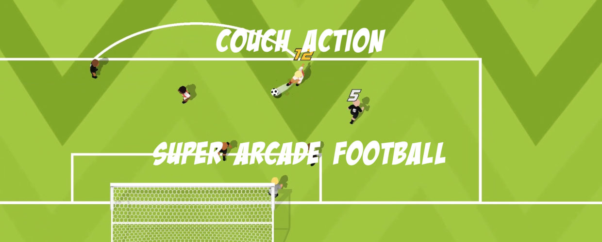 Couch Action – Super Arcade Football – Staffel 1 Folge 3