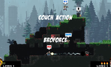 Couch Action – Broforce – Staffel 1 Folge 4
