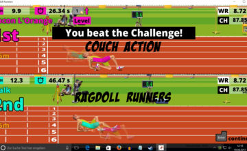 Couch Action – Ragdoll Runners – Staffel 1 Folge 5