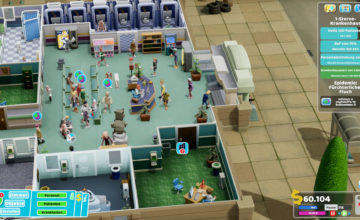 Two Point Hospital 🏥 #55 – Massenimpfung!