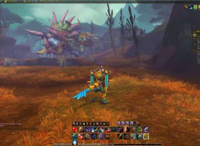WoW: Battle for Azeroth 🌍 #130 – Folgen Sie diesem Dinosaurier!