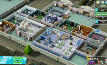 Two Point Hospital 🏥 #58 – Das Krankenhaus der Zukunft?