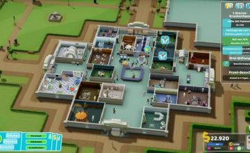 Two Point Hospital 🏥 #65 – Jasmine kommt wieder vorbei!