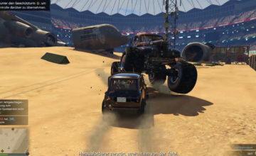 GTA V Online 🏎️ #328 – David gegen Goliath!
