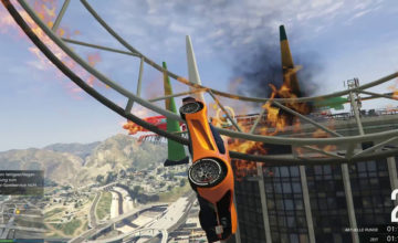 GTA V Online 🏎️ #329 – Luftakrobatik!