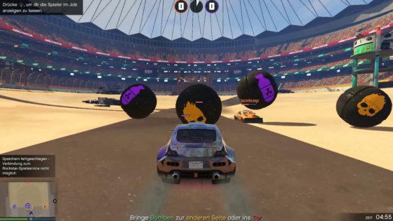 GTA V Online 🏎️ #330 – Rocket League in schlecht!