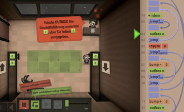 Human Resource Machine 💾 #04 – Es wird gebumpt!