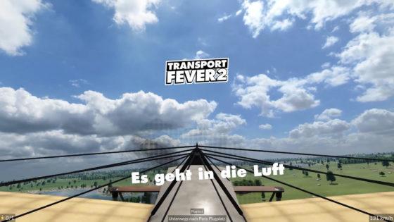 Es geht in die Luft – Transport Fever 2 – Folge 14