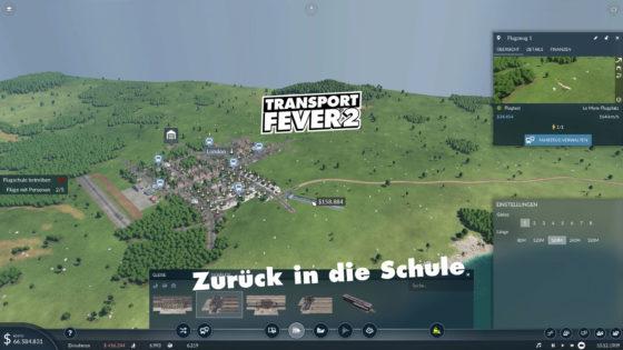 Zurück in die Schule – Transport Fever 2 – Folge 16