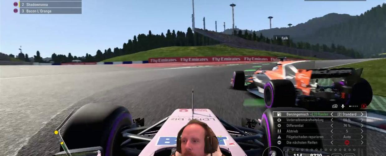 F1 2017, Season 2 🏎 #02 – Vorsaison 2/4 – Österreich!
