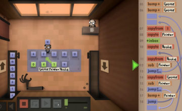 Human Resource Machine 💾 #12 – Nmnd wll Vkl hbn!