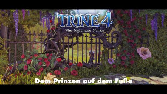 Dem Prinzen auf dem Fuße – Trine 4 – Episode 05