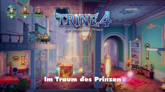 Im Traum des Prinzen – Trine 4 – Episode 08