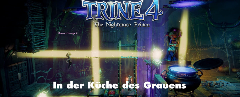 In der Küche des Grauens – Trine 4 – Episode 08
