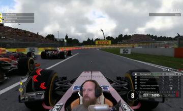 F1 2017, Season 2 🏎 #09 – Spanien!
